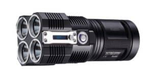 Nitecore TM26 brightest LED flashlight