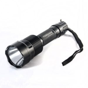 Forrader best 2000 lumen flashlight