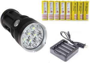 Brightest LED Flashlights KssFire