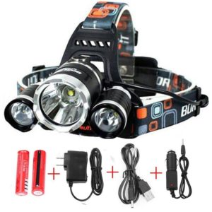 Hunx 8000 Best Headlamp